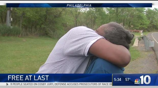 Man Freed Thanks in Part to Innocence Project