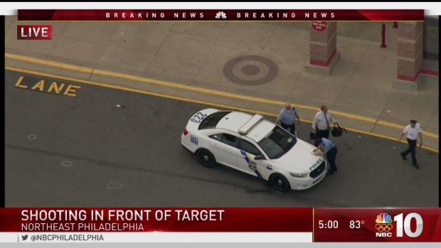 [PHI] Man Shot Outside NE Philly Target