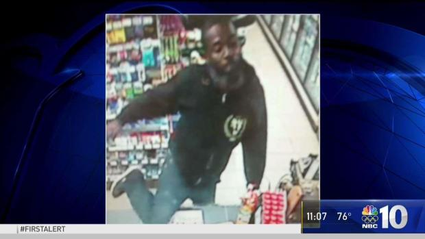 [PHI] Man Stabs 7-Eleven Clerk in Center City