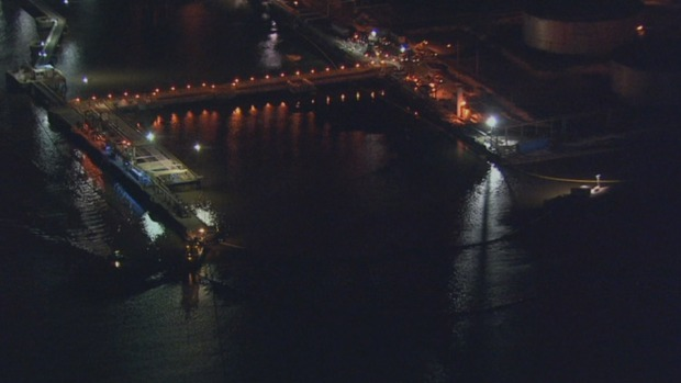 [PHI] Hundreds of Gallons of Oil Spill Into River