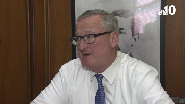 Mayor Jim Kenney on Police Commissioner Ross in June: 'One of the Finest Public Servants'