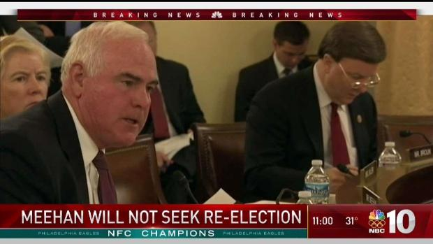 [PHI] Meehan Won't Run for Re-Election