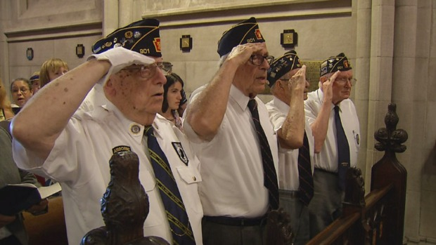 Memorial Day Celebrations Held Across the Area