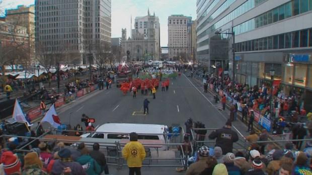 [PHI] Mummers Parade 2014