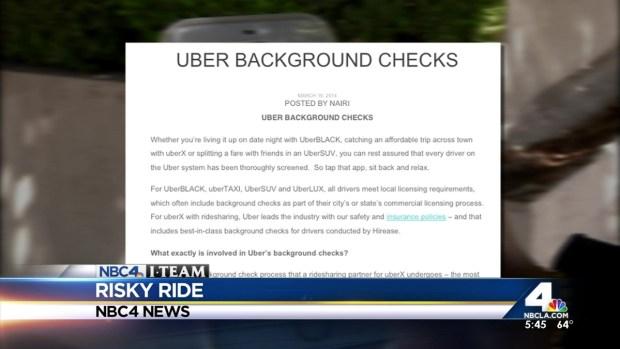 [LA] Dangers Of Uber X at LAX