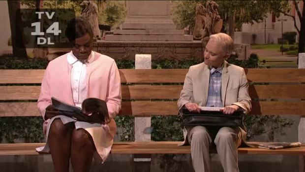 [NATL] On 'SNL,' Jeff Sessions Is Forrest Gump
