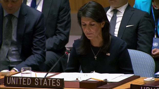 USA  calls for United Nations  vote on new North Korea sanctions
