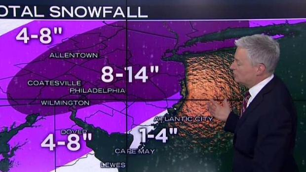 NBC10 First Alert Weather: Don't Be Fooled