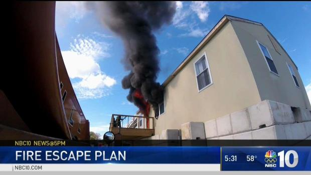 NBC10 Investigators: Escaping Home When a Fire Breaks Out
