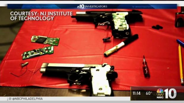 NBC10 Investigators: NJ Law Stops 'Smart Guns' From Selling