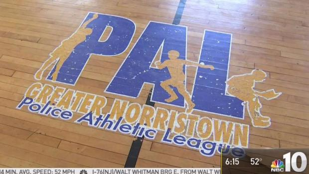 Wawa Helps PAL Get Kids on the Court, Field