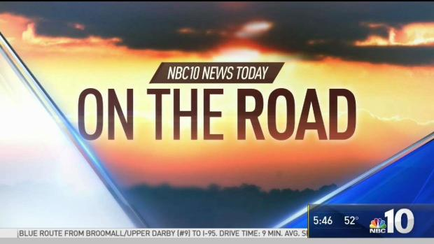 NBC10 News Today on the Road: Whitpain Township