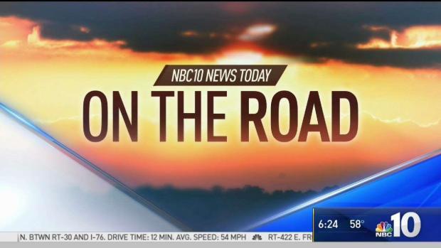 NBC10 on the Road With Stockton University