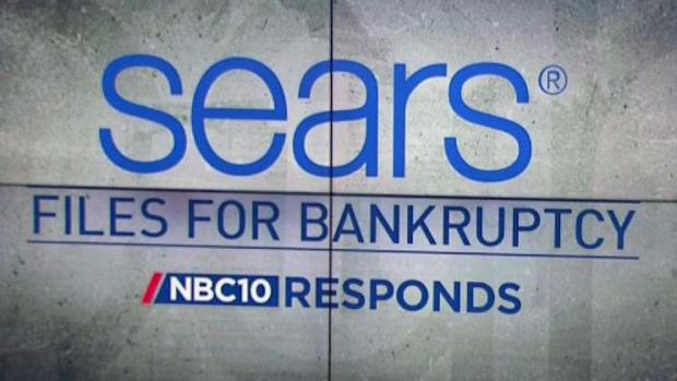 [PHI] NBC10 Responds: Sears Files For Bankruptcy