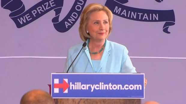 FBI Declines to Bring Charges Against Clinton in Email Scandal