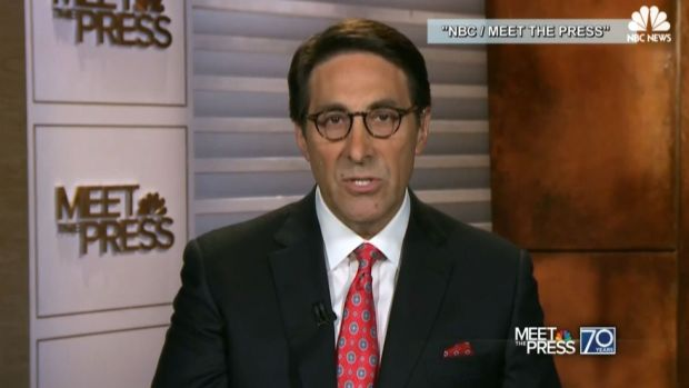 [NATL] Attorney: Trump Not Under Investigation
