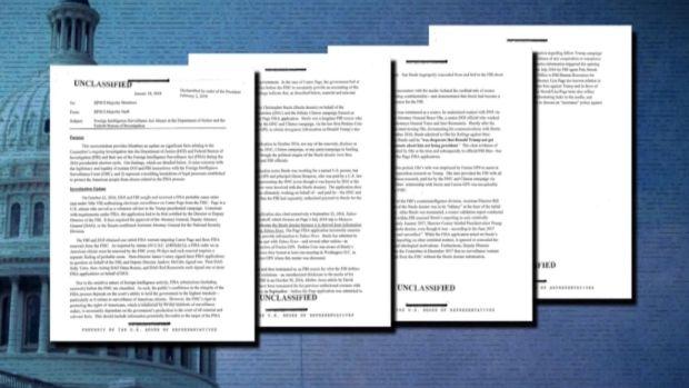 [NATL] Democratic Lawmakers Push for Counter-Memo's Release