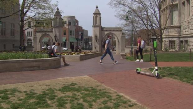 [NATL] Mumps Outbreak Hits Indiana University