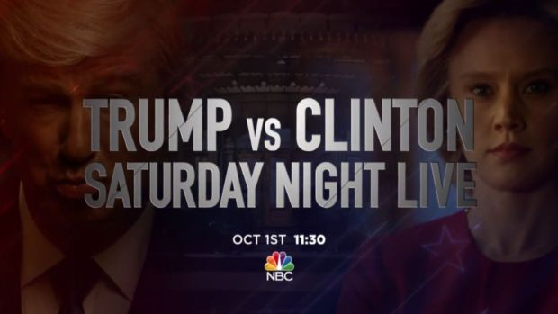 "[NATL] ""Saturday Night Live"" Returns With Political Face-Off"