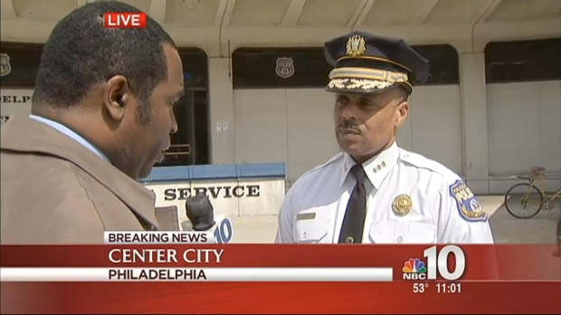 [PHI] Police Explain Shooting of Pizza Deliveryman