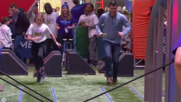 [PHI] Play 60 Fan Experience at Super Bowl