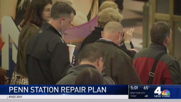 [NY] NJ Transit Riders Brace for Penn Station Track Outages