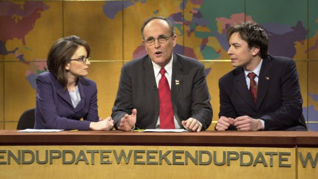 [NATL] Politicians Appearing on 'Saturday Night Live'
