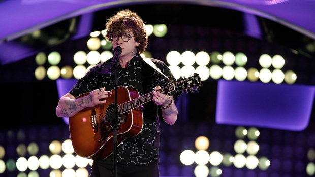 [PHI] Philly's Matt McAndrew From NBC's 'The Voice' Returns Home