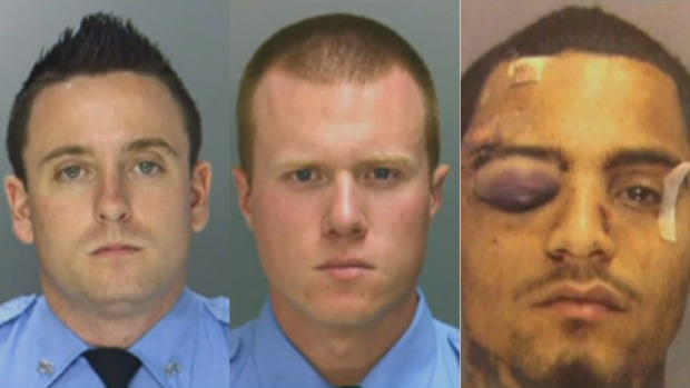 [PHI] Police Officers Accused of Assaulting Man