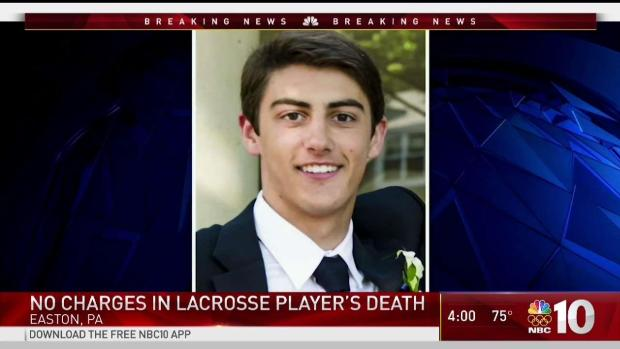 [PHI] No Charges in the Death of Lafayette College Recruit