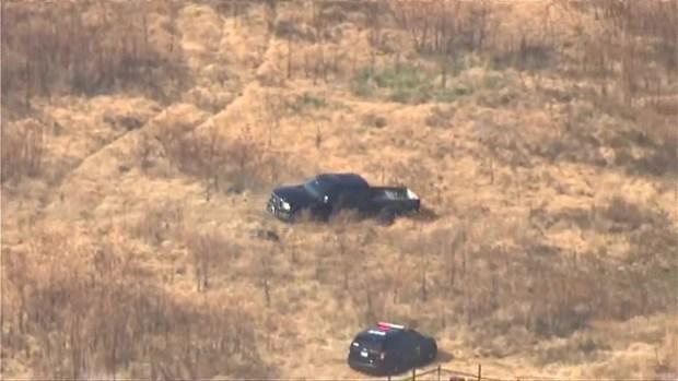 Man Driving Stolen Truck Livestreams Oklahoma Police Chase