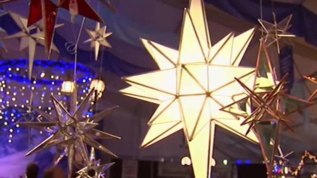 One Artist Shines Bright at Christkindlmarkt
