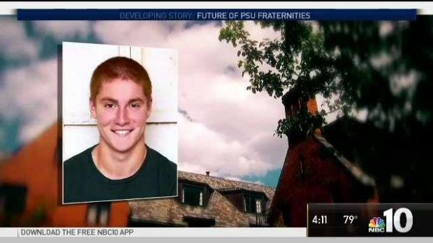 Hearing gets underway in case of Penn State pledge's death