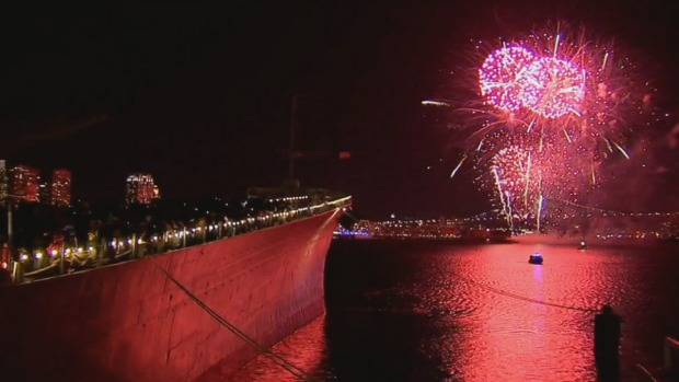 [PHI] New Year's Preps: Mummers and Fireworks