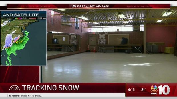 [PHI] Philly Preps for Snow