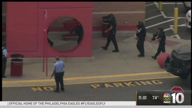[PHI] Police Search for Gunman After Target Shooting