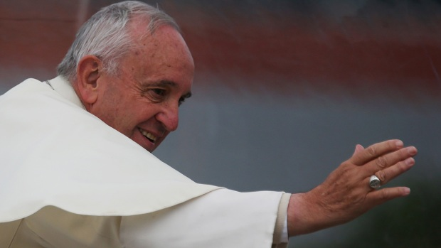 Major Roads and Ben Franklin Bridge Expected to Close During Papal Visit