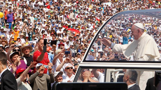 [PHI] Local Hospitals Prep for Millions of Visitors During Pope Visit