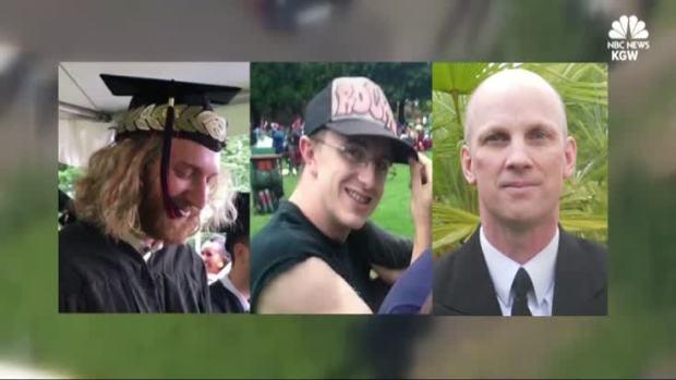 [NATL] Portland Mayor Says Train Stabbing Attack an Act of Terrorism