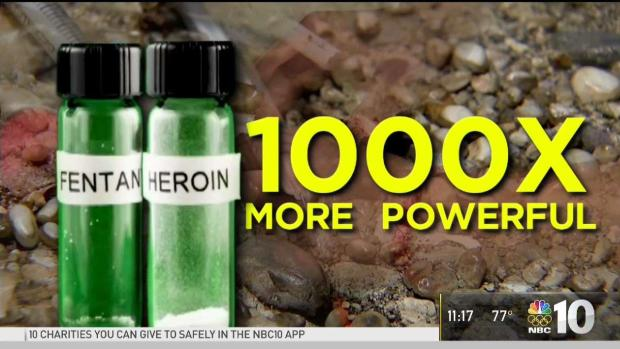 Potent Mix of Heroin Poses Huge Danger for Law Enforcement