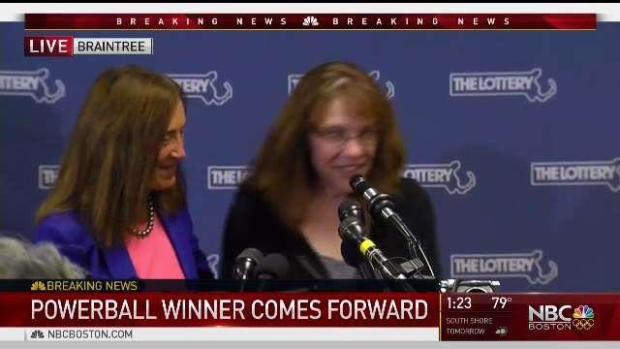 Powerball Winner Talks Lucky Numbers Quitting Job