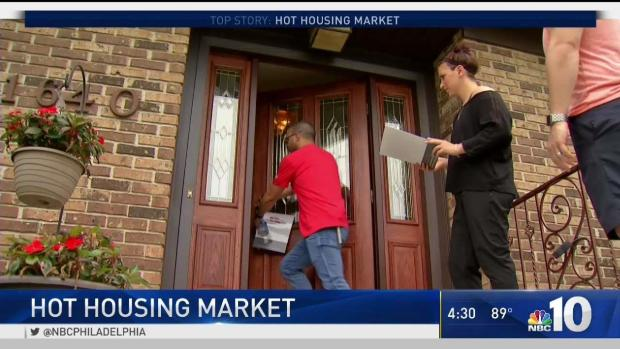 Pricy Philly Housing Causes Competition in Suburbs