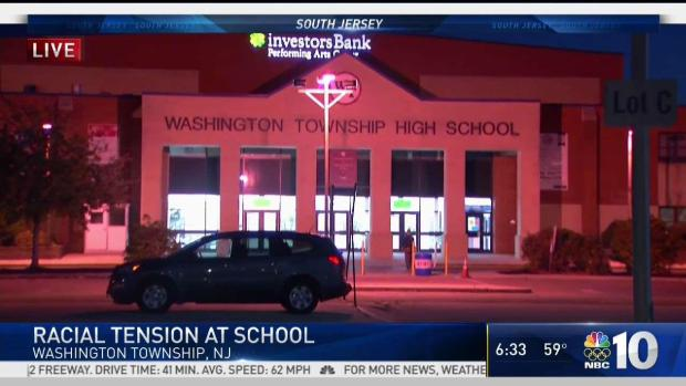 [PHI] Racial Tensions Heighten at New Jersey High School