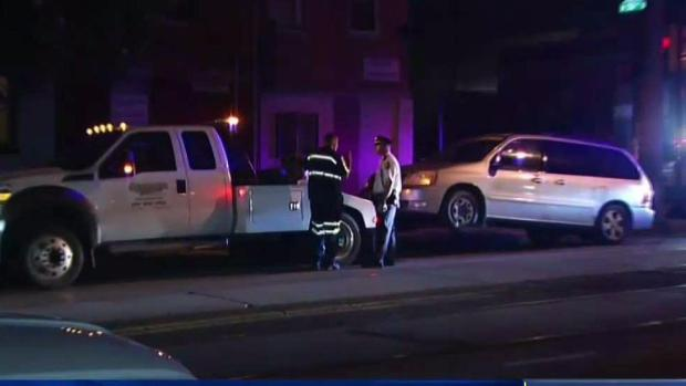[PHI] Repo Man Tows Van With Sleeping Child Inside