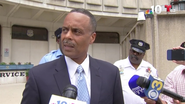 [PHI] Ex-Philly Police Commissioner Ross Says Resignation Is 'for the Greater Good' of City