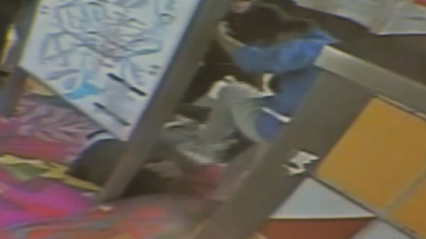 Caught on Cam: Students Fight at SEPTA Station