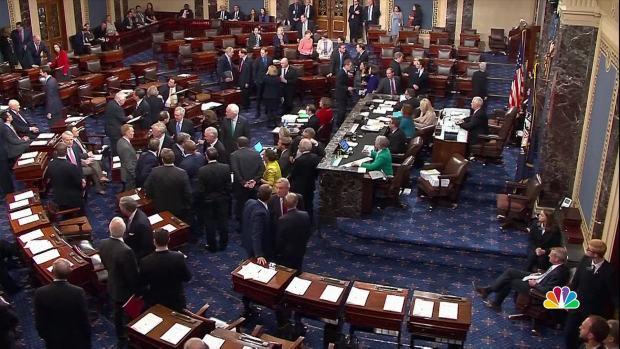 [NATL] Senate Passes $1.5T Tax Cut Bill Hours After House Passage