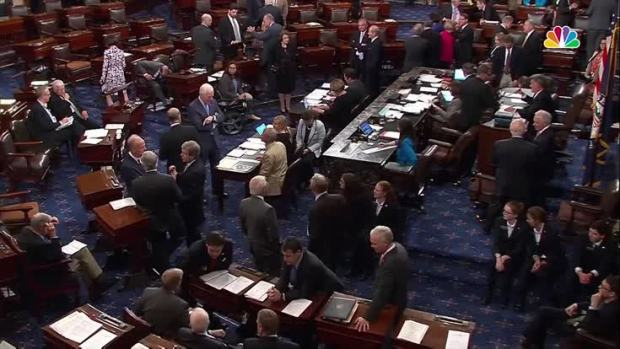 [NATL] Senate Rejects Repeal Proposal of Affordable Care Act