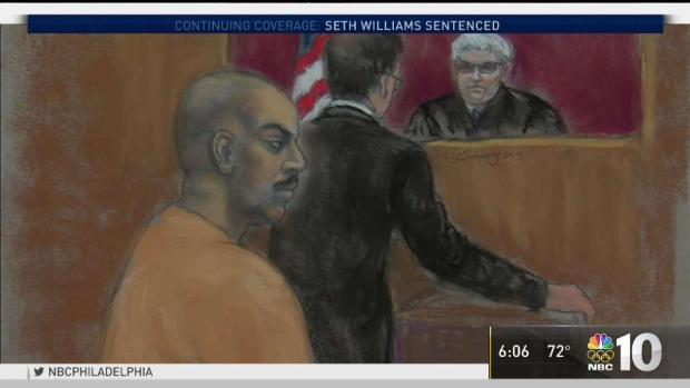 Seth Williams Sentenced to 5 Years