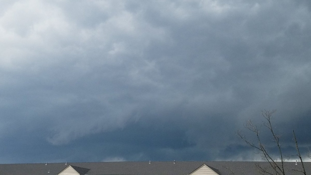 Severe Storms Strike Region